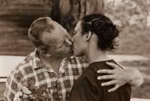 Mildred and Richard Loving  as photographed by Life Magazine in 1966, via Time.com
